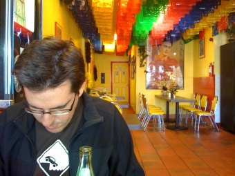 Lunch at Taqueria Can-Cun