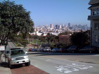 Noe Hill View