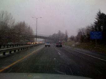 Portland Snow